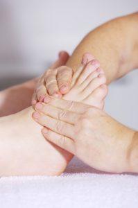 Le toucher favorise l'équilibre et le bien-être